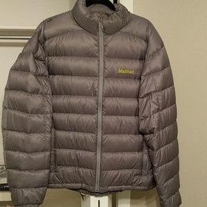 Men's Marmot Puffy Jacket